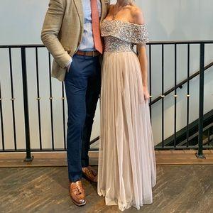 ASOS BLUSH MAYA bridesmaid dress